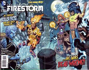Fury of Firestorm The Nuclear Men Vol 1 19