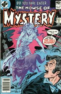 House of Mystery Vol 1 271