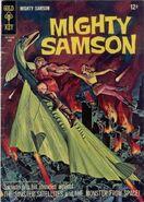 Mighty Samson Vol 1 6