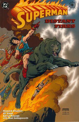 Superman Distant Fires Vol 1 1