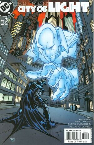 Batman City of Light Vol 1 3