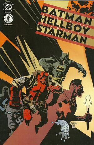 Batman Hellboy Starman Vol 1 1