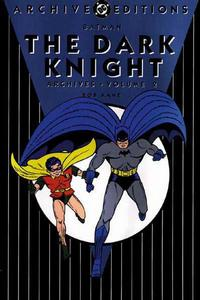 Cover for the Batman: The Dark Knight Archives Vol 2  Trade Paperback