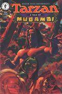Edgar Rice Burroughs' Tarzan- A Tale of Mugambi Vol 1 1