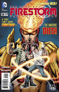 Fury of Firestorm The Nuclear Men Vol 1 14