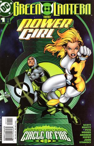Green Lantern Power Girl Vol 1 1