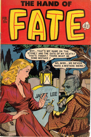 Hand of Fate (1951) Vol 1 9
