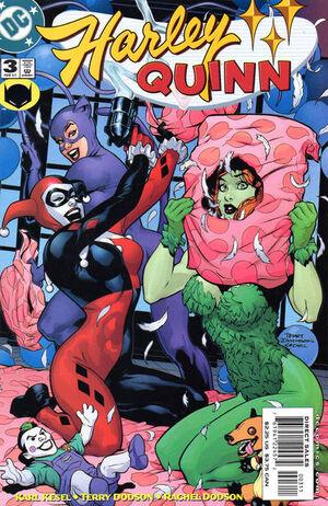 Harley Quinn Vol 1 3