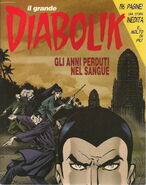 Il Grande Diabolik Vol 1 1 2006
