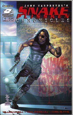 John Carpenter's Snake Plissken Chronicles Vol 1 1