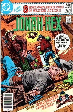 Jonah Hex Vol 1 40