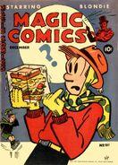 Magic Comics Vol 1 101