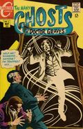 Many Ghosts of Dr. Graves Vol 1 6
