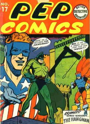 Pep Comics Vol 1 17
