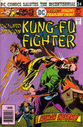 Richard Dragon, Kung Fu Fighter Vol 1 10