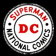 Superman DC National Comics