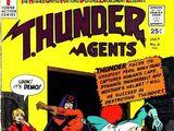 T.H.U.N.D.E.R. Agents Vol 1 6