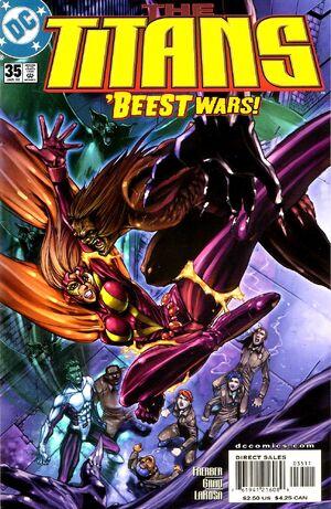 Titans (DC) Vol 1 35