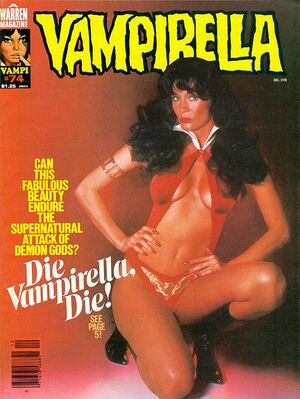 Vampirella Vol 1 74