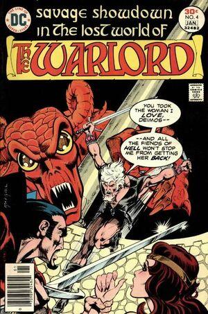 Warlord Vol 1 4