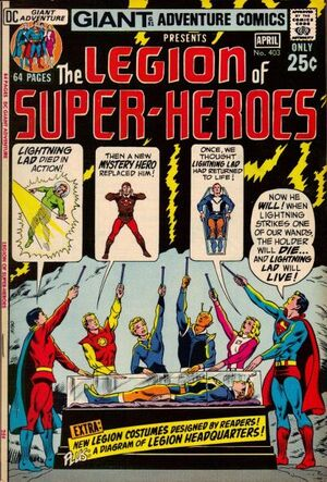 Adventure Comics Vol 1 403