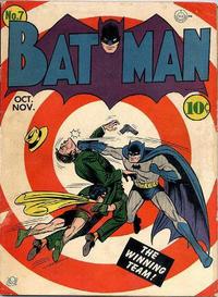 Batman Vol 1 7