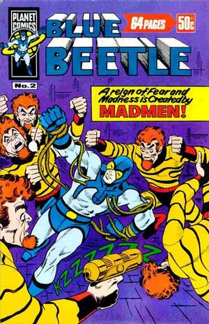 Blue Beetle (K.G. Murray) Vol 1 2