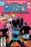 Ghosts Vol 1 101