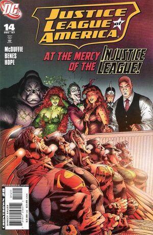 Justice League of America Vol 2 14