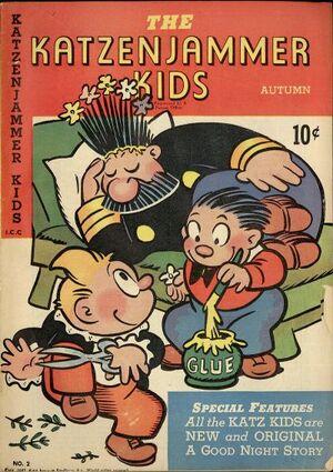 Katzenjammer Kids Vol 1 2