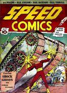 Speed Comics Vol 1 1