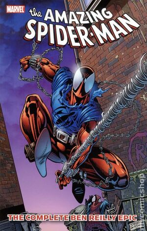 Spider-Man The Complete Ben Reilly Epic Vol 1 1