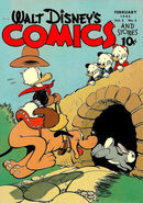 Walt Disney's Comics and Stories Vol 1 53