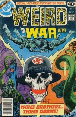Weird War Tales Vol 1 77