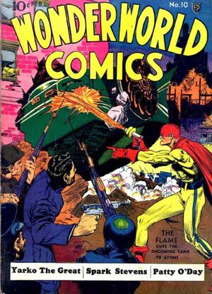 Wonderworld Comics Vol 1 10