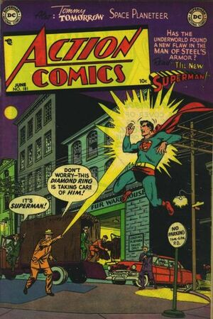 Action Comics Vol 1 181