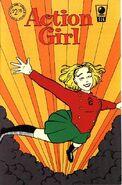 Action Girl Comics Vol 1 7