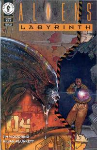 Aliens Labyrinth Vol 1 4