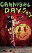 Cannibal Days Vol 1 1