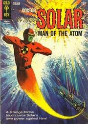 Doctor Solar Man of the Atom Vol 1 14