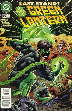 Green Lantern Vol 3 75