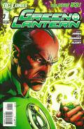 Green Lantern Vol 5 1