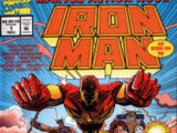 Marvel Action Hour, Featuring Iron Man Vol 1
