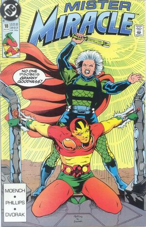 Mister Miracle Vol 2 18