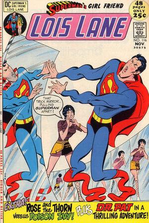 Superman's Girlfriend, Lois Lane Vol 1 116