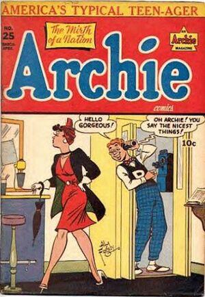 Archie Vol 1 25