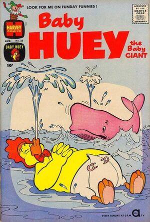 Baby Huey Vol 1 25