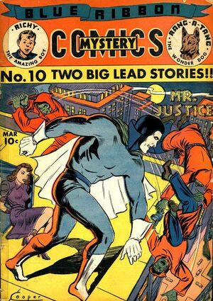 Blue Ribbon Comics Vol 1 10
