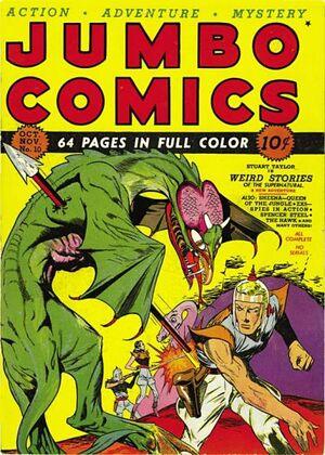 Jumbo Comics Vol 1 10