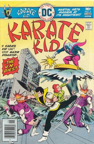 Karate Kid Vol 1 2